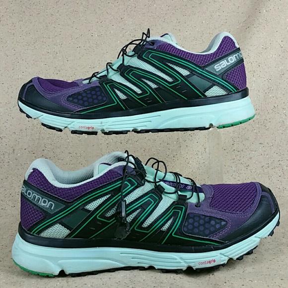 Salomon X Mission 3 Trail Running Shoes W 9.5